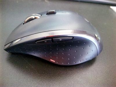 ロジクール マラソン マウス M705