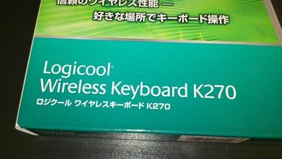 LOGICOOL ロジクール K270
