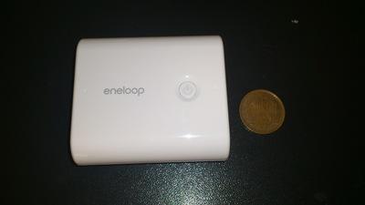 SANYO USB出力付きリチウムイオンバッテリー  KBC-L54D