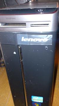 Lenovo H330シリーズ Core i5 230 タワー型デスクトップPC ブラック 1185-3EJ