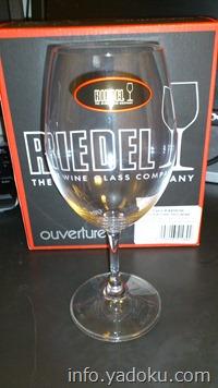 リーデル RIEDEL オヴァチュア 408/00 レッドワイン
