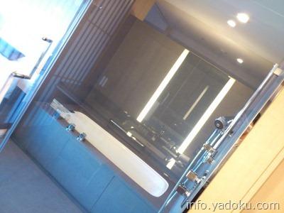 ザ・キャピトルホテル東急の部屋のお風呂
