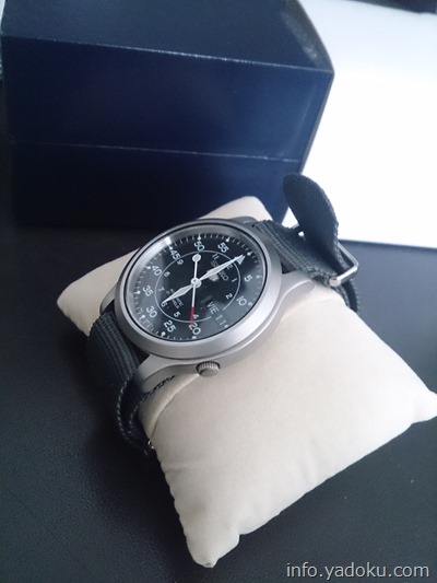 セイコーインポート]SEIKO import 腕時計海外モデルSNK809K2