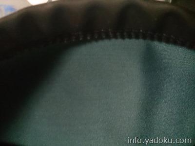 アリーナ(ARENA)2ウェイシリコンキャップARN4420の帽子の内側